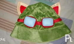 Selling my brand new Teemo Cap for P500. For delivery