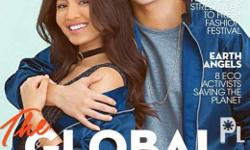 First international.interview of jadine...global