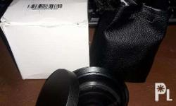 Forsale only! Brandnew Camera 52mm 2x Telephoto Tele