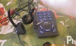 Telephone Headset Hi-ON Brand Dialer pad 2nd hand but