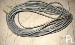 Telephone Wire (approximately 12 meters) with