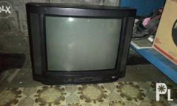 Television Good looking Good condition Negotiable
