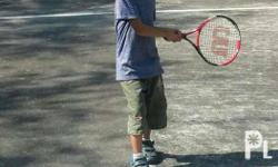 Lawn Tennis Instructor * P650/hour (ball boy included)