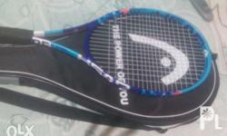 Head tennis racket 9-10 condition
