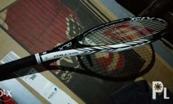 Who's interested a wilson tennis rocket only 1month