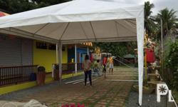 Tent rental outdoor tent heavy duty quality and aircon