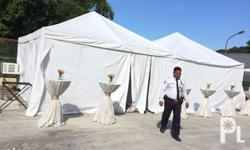 Tent rental we have available parachute tents sale and