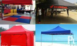 Retractable Tent Christmas PROMO Square tube with