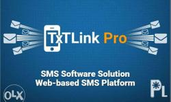 Text Blasting SMS Solution Txtlinkpro SMS Solution is a
