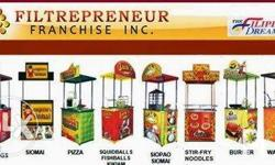 Tfd food cart. Bnew.Your choice of single food