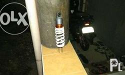 TGR shock for mio semi lowered 3 weeks used good
