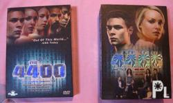 Complete season 1, 2, and 3 complete discs. For