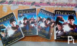 The Adventures of Merlin Season 1 Complete set. Comes