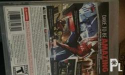 The Amazing Spiderman 2 (PS3 GAME)