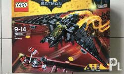 70916 The Batwing. Brand new in Sealed Box Meet up at