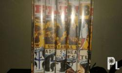 Complete set of Beatles Anthology, Made in U. S. A.
