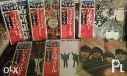 1500 each All in good condition Like our page Japan