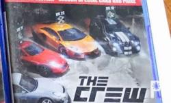 The Crew game for PS4 (R1) - Only played once. Like