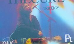 THE CURE Trilogy Live In Berlin Triple CD for Sale in Davao City