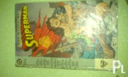 "im selling my comic book ""the death of superman"" old na"