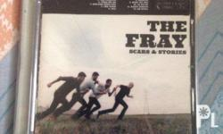 The Fray - Scars & Stories album in good condition. No