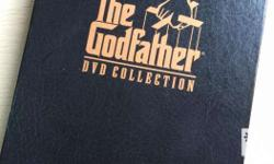 The Godfather 1 2 3 The Complete Collection DVD