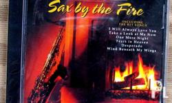 The John Tesh Project - Sax by the Fire CD (Original)