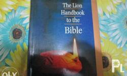 The Lion Handbook to the Bible With over 700 colour