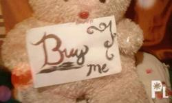 Give this bear a new home. Buy the pink teddy bear