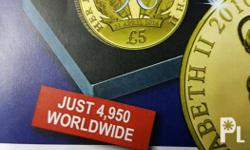 Collectors Item Just 4,950 minted worlwide Only 1 pc.