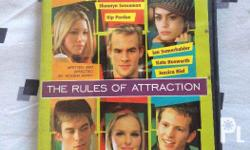 The Rules of Attraction (DVD) (2002) *Rare *Mint