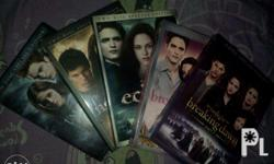 Complete DVD 2-Disc Special Edition of The Twilight