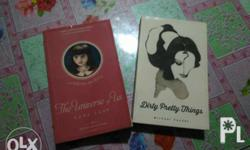 read once Php 350 each plus shipping free