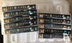 All 14 tapes in excellent condition. Meet up in BGC or