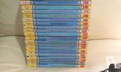 FS Thea Stilton, Geronimo Stilton, and Diary of a Wimpy