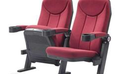 Install and supply theater seats TCHR-06 1year warranty