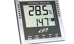 Thermohygrometers With NIST Traceable Calibration