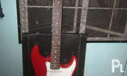 I am selling my pre-loved Thompson electric guitar with