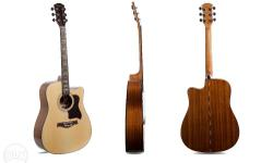 Fret: 20 Top: Spruce Back & Sides: Indian Mahogany