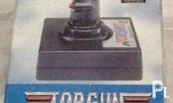 Thrust master TOP GUN Joystick in good condition Bought