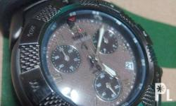 Timex chronograph i-contol watch. Very good condition.
