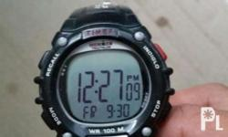 Timex ironman watch sale or swap to led tv water