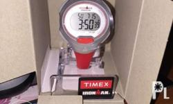 TIMEX WATCH Model: T5K525 -digital dial with Indiglo