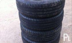 Brand New GT Radial tires. with sticker. 185/65R15. The