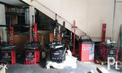 For sale automotive tire changer in the Philippines. We