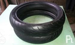 Tire size '14 IRC For Mio Soul I 125 Rear 100x70. Front