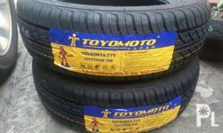 We sell Brand new tires Size 165/65/R13 Toyomoto japan