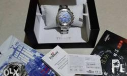 Authentic swiss watch,Sapphire glass,slightly used Date