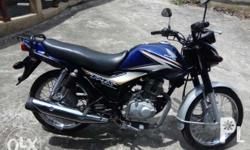 Honda TMX SUPREMO 150 Bought late 2015 Year model 2014
