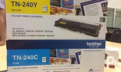 Selling brand new and original toner cartridge for 2